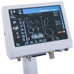 elektronisches Beatmungsgerät / elektropneumatisch / Wiederbelebung / Transport