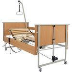 Bett für häusliche Krankenpflege / medizinisch / elektrisch / höhenverstellbar