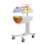 Phototherapielampe für Neugeborene / auf Rollen / Blaues Licht