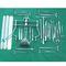 Instrumentenset für laparoskopische ChirurgieMI-STLAPMedicta Instruments