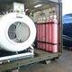 Druckentlastungs-Druckkammer / containergelagert / mehrere Plätze