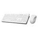 USB-Tastatur / kabellos / aus Silikon / Hygiene