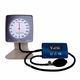 Blutdruckmessgerät mit Zifferblatt-Anzeige / Tisch