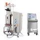 Labor-Bioreaktor / für mikrobielle Fermentation / Einweg / Kühl