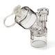 Vernebler mit Vibrationsmembran / mit Masken / Pädiatrie / zum Einmalgebrauch