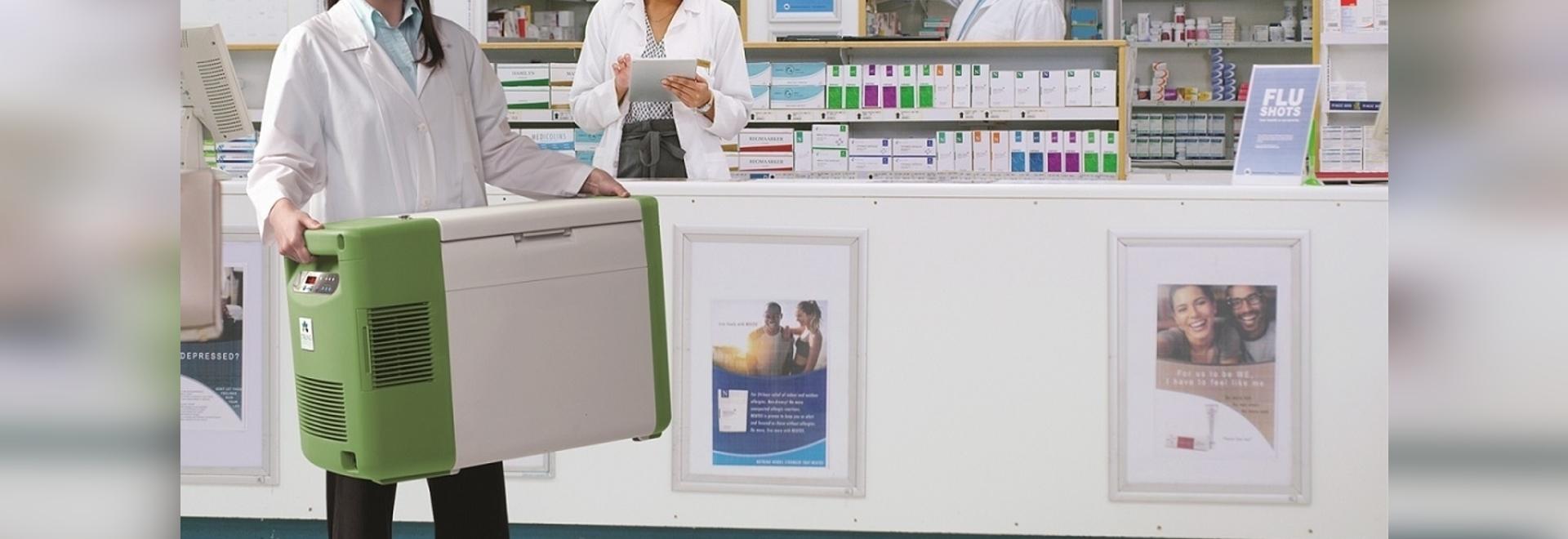 Covid-19-Impfstoffe: Wie Ultra-Tiefkühlgeräte funktionieren