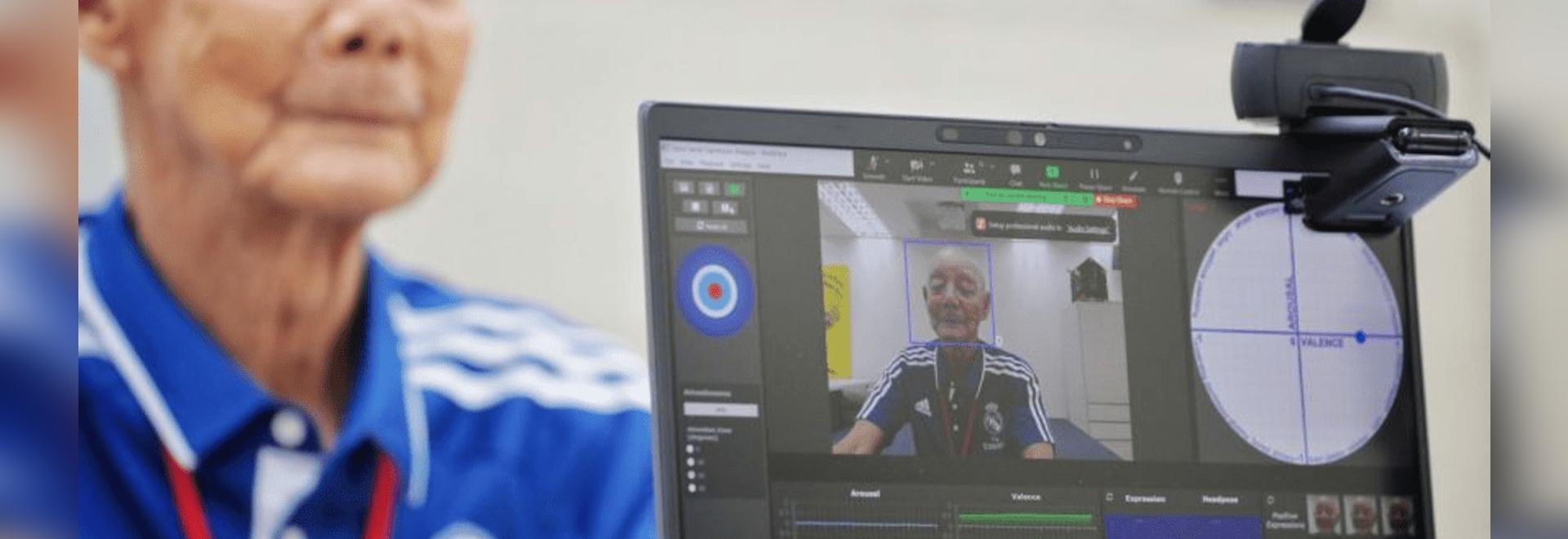 KI-gestützte Technologie zur Emotionsanalyse hilft bei der Diagnose von psychischen Erkrankungen bei Senioren in Singapur