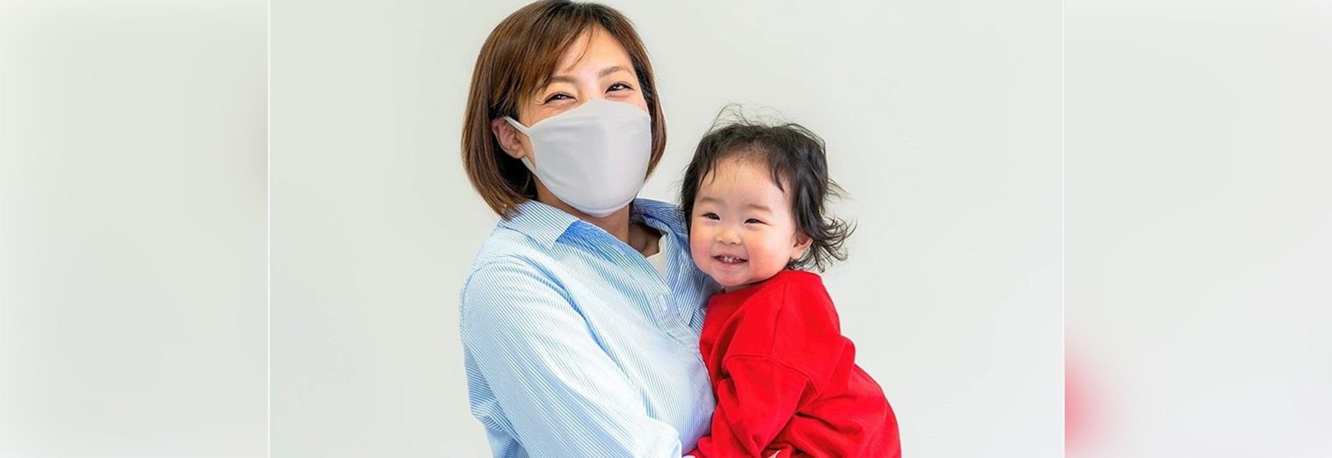 Nanofaser-Gesichtsmasken erhalten die Filtrationseffizienz nach dem Waschen