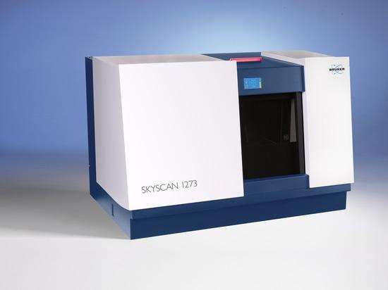 Röntgenstrahl-Mikroskop erfordert minimalen Laborraum