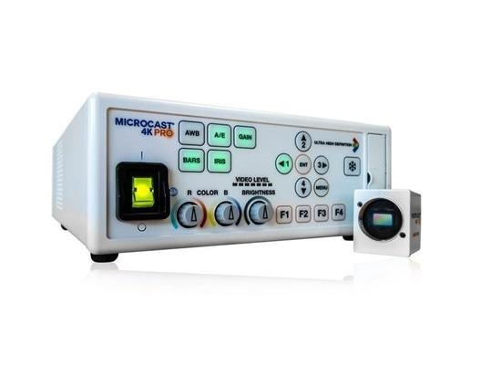 Videokamera-Systeme schließen an Mikroskope an