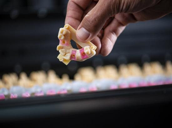 3D-Druck für Dentaltechnik
