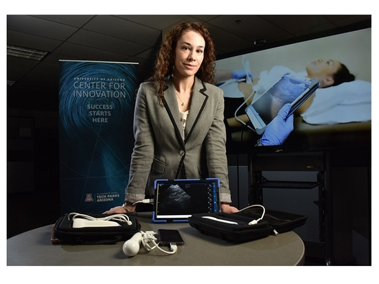 VistaScan-Ultraschallsonden für Ihr Smartphone von der FDA freigegeben