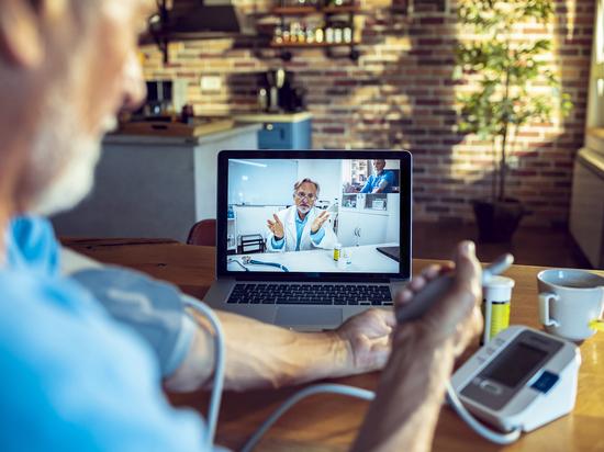 """""""Die Einstellung der Patienten zur Telemedizin hat sich im vergangenen Jahr geändert, da die digitale Gesundheitsversorgung zunehmend als bequemere Lösung angesehen wird."""""""