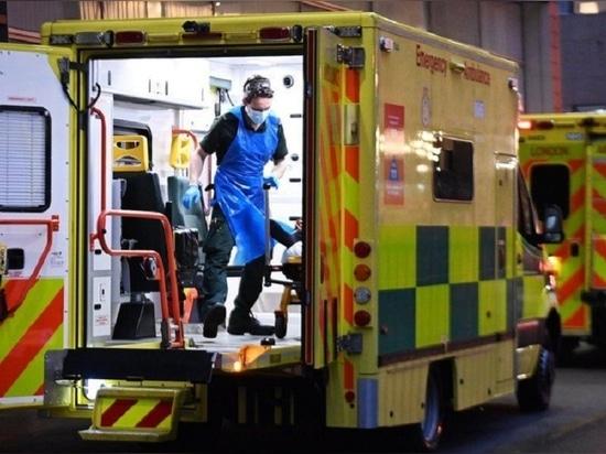 Britische Krankenwagen werden bald mit innovativen Luftfiltern ausgestattet, um Covid-19-Aerosole zu entfernen.