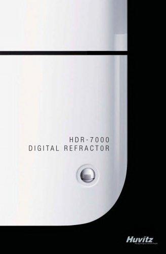 Digital Refractor HDR-7000 Huvitz