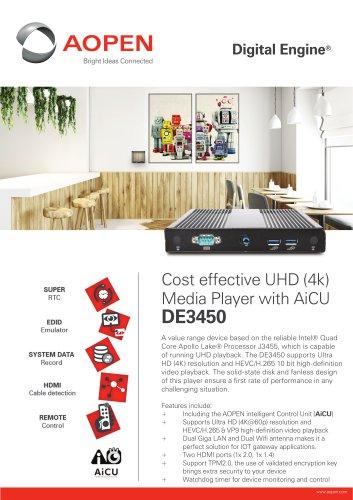 Specsheet Box PC DE3450