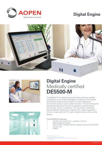 Specsheet Medical Box PC DE5500-M