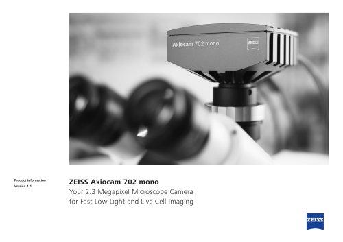 Axiocam 702 mono