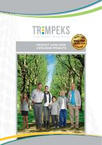 Catalogue Générale de Produits – TRIMPEKS