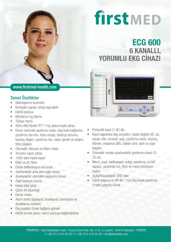 ECG-600