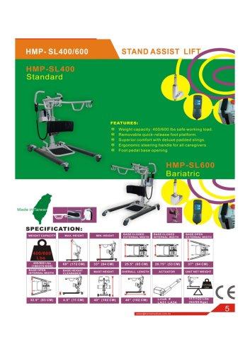 HMP-SL400/HMP-SL600