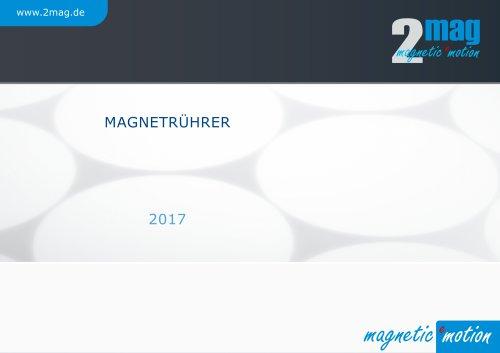 2mag Magnetruehrer 2017