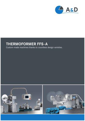 THERMOFORMER FFS-A