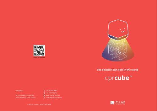 cprCUBE 2 & PRO brochure