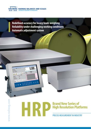 HRP - PRECISE MEASUREMENT IN INDUSTRY