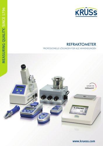 Refraktometer von A.KRÜSS Optronic