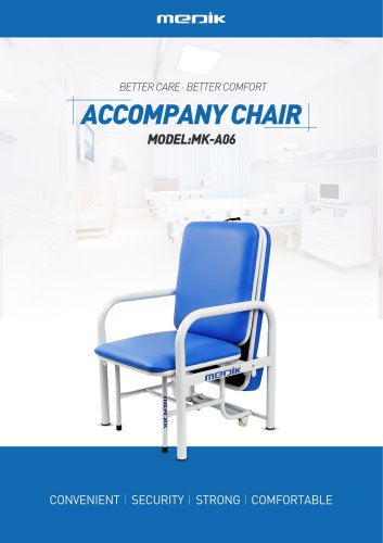 MK-A06 Blood Transfution Chair Medik