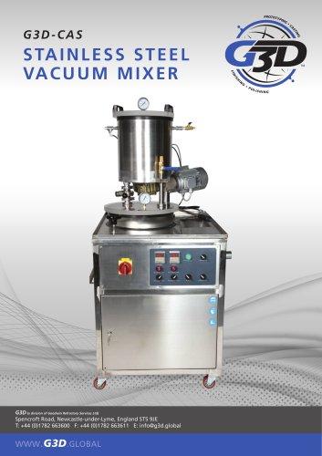 Vacuum MixerVacuum Mixer