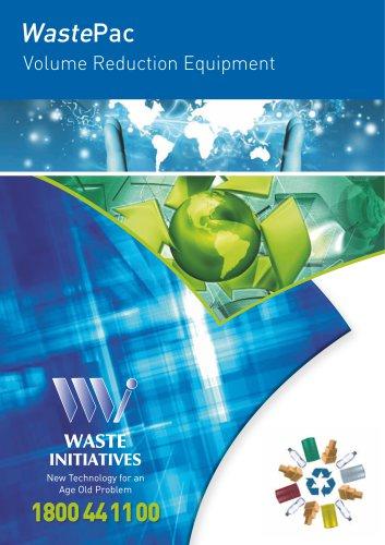 WastePac Volume Reduction Equipment