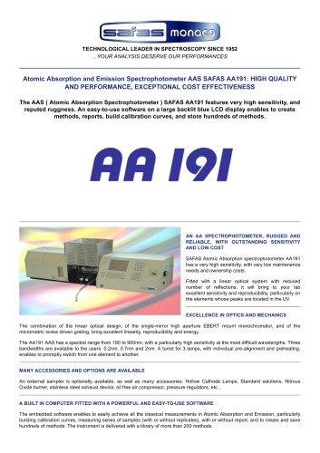 SAFAS AA191