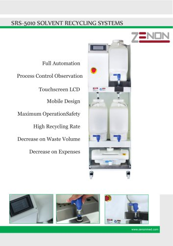 SRS-5010 Solvent Recycling Systems