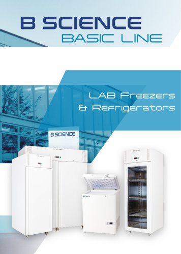 B SCIENCE BASIC LINE REFRIGERATION