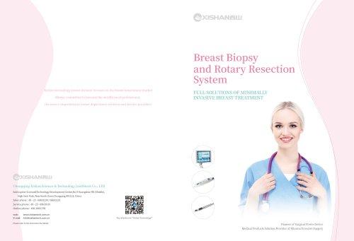 BREAST BIOPSY SYSTEM
