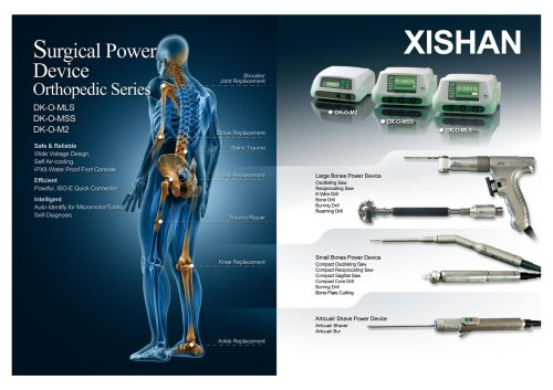 DK-O-MLS series of Orthopaedic surgery