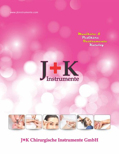 J+K Beauty Catalogue
