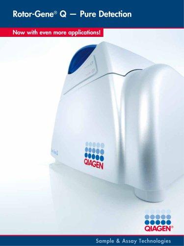 Rotor-Gene Q - Pure Detection