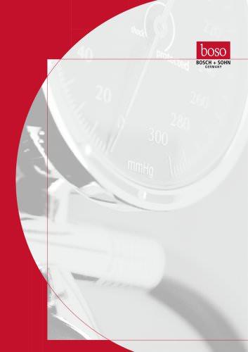 Blood pressure monitors for doctors - EN