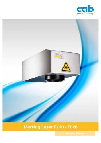 Fiber Laser FL10 and FL20