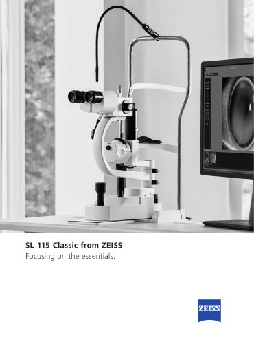 SL 115 Classic from ZEISS