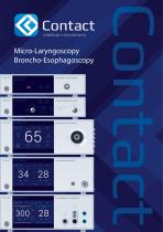 Micro-Laryngoscopy and Broncho-Esophagoscopy