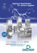 Hightech-Desinfektion für sichere Hygiene