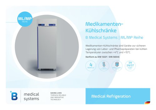 B Medical Systems | ML/MP Reihe 4
