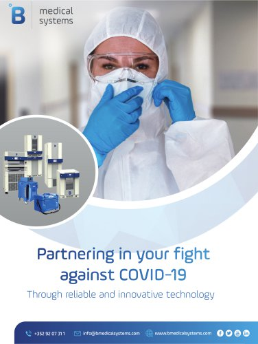 Partnering in your fight against COVID-19