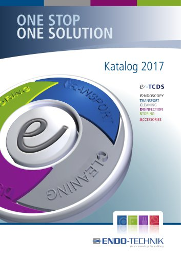 ENDO-TECHNIK Katalog