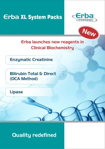 Erba launches new reagents in Clinical Biochemistry