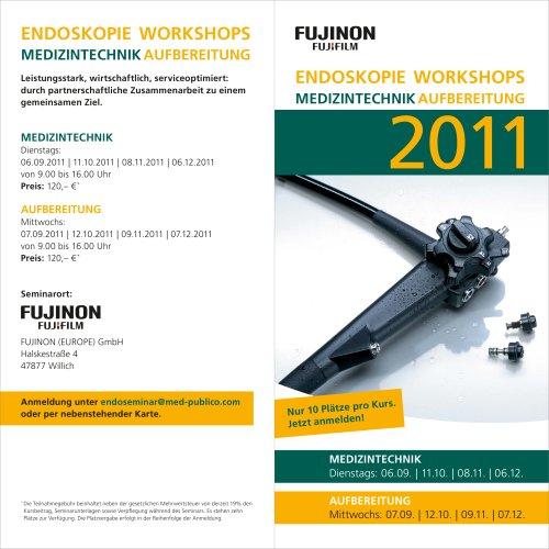 Medizintechnik/Aufbereitung 2011